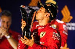 Sebastian Vettel - GP Singapore 2019