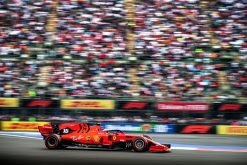 Charles Leclerc foto GP Mexico 2019
