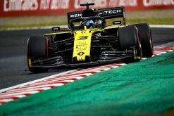Daniel Ricciardo GP Japan 2019 actie Foto