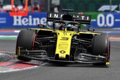 Daniel Ricciardo Kwalificatie GP Mexico 2019