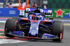Daniil Kvyat Kwalificatie GP Mexico 2019