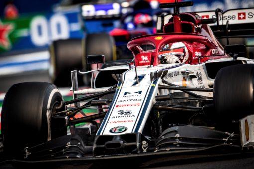 Kimi Raikkonen foto GP Mexico 2019