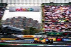Lando Norris foto GP Mexico 2019