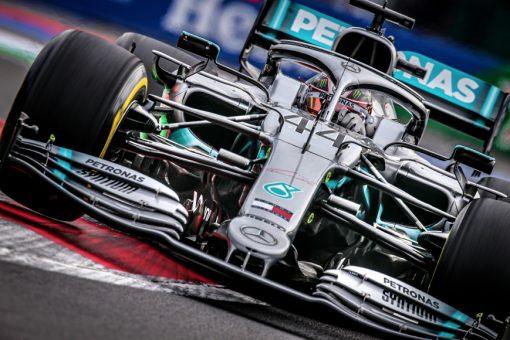 Lewis Hamilton foto GP Mexico 2019