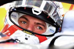 Max Verstappen Helm foto GP Mexico 2019