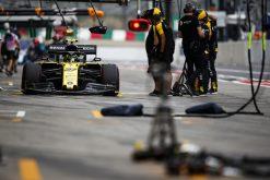 Hulkenberg GP Japan 2019 Pitstop foto