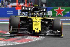 Nico Hulkenberg Kwalificatie GP Mexico 2019