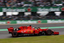 Sebastian Vettel GP Japan 2019 actie foto