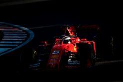 Vettel 2019 Sfeer foto GP Japan 2019