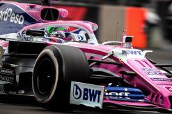 Sergio Perez foto GP Mexico 2019