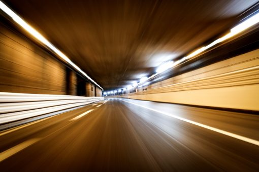 Tunnel - visie Monaco