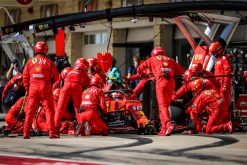 Charles Leclerc Pitstop Amerika 2019