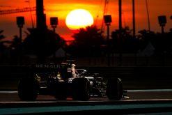 Daniel Ricciardo, Renault tijdens de vrije training GP Abu Dhabi Formule 1 Seizoen 2019 Sfeer Foto