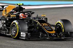 Kevin Magnussen, Haas in actie GP Abu Dhabi Formule 1 Seizoen 2019 Actie Foto