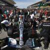 Lewis Hamilton Grid GP Amerika 2019
