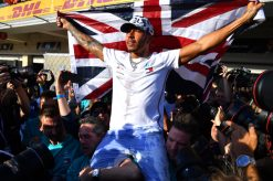 Lewis Hamilton Kampioen F1 2019