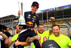 Max Verstappen GP Brazilie Winnaar 2019