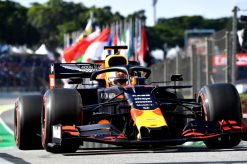 Max Verstappen Pole Position GP Brazilie 2019