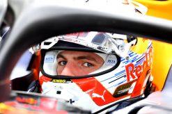 Max Verstappen Helm GP Brazilie 2019