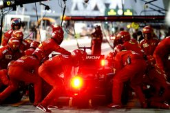 Vettel Pitstop
