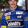 Nigel Mansell Williams GP Amerika Portret foto 1991