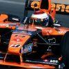 Jos Verstappen GP Canada Actie 2001