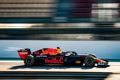 Alex Albon, Red Bull Racing F1 Test 2020
