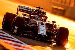 Antonio Giovinazzi, Alfa Romeo F1 Test 2020