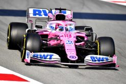 Lance Stroll, Racing Point F1 Test 2020