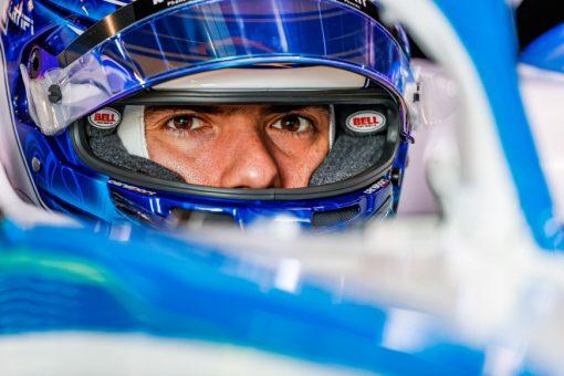 Nicholas Latifi, Williams F1 Test 2020