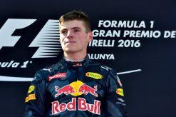 Max Verstappen winnaar GP Spanje 2016