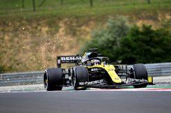 Daniel Ricciardo Renault Vrije Training GP Hongarije 2020
