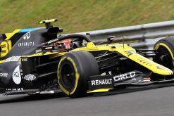 Esteban Ocon Renault Vrije Training GP Hongarije 2020