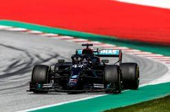Lewis Hamilton Race - GP Stiermarken 2020