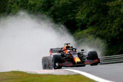 Max Verstappen Red Bull Racing Vrije Training GP Hongarije 2020